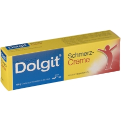 Dolgit® Schmerzcreme