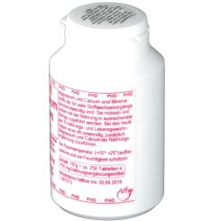 Dolomit Magnesium Calcium Tabl.