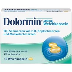 Dolormin® 400 mg Weichkapseln