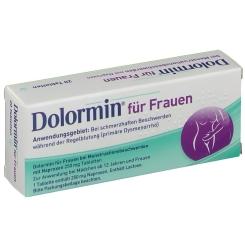 Dolormin® für Frauen