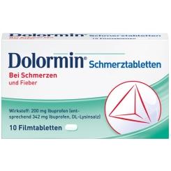 Dolormin® Schmerztabletten
