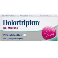 Dolortriptan® bei Migräne