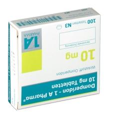 Domperidon 1 A Pharma 10 mg Tabletten