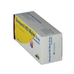 Donepezil-HCI Mylan 10 mg Filmtabletten