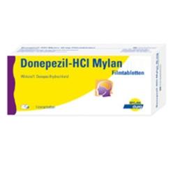 Donepezil-HCI Mylan 5 mg Filmtabletten