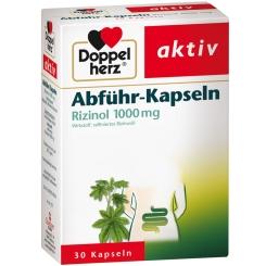 Doppelherz® aktiv Abführ-Kapseln Rizinol 1000 mg
