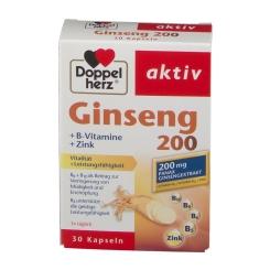 Doppelherz® aktiv Ginseng 200