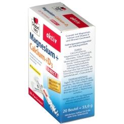Doppelherz® aktiv Magnesium + Calcium + D3 DIRECT Micro-Pellets