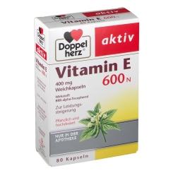 Doppelherz® aktiv Vitamin E 600 N