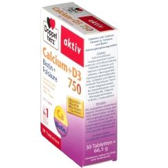 Doppelherz® Calcium + D3 Tabletten