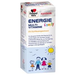 Doppelherz® ENERGIE Multivitamine family