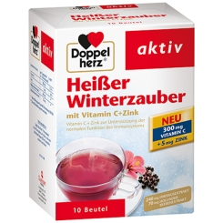 Doppelherz® heißer Winterzauber