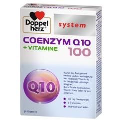 Doppelherz® system Coenzym Q10 + Vitamine