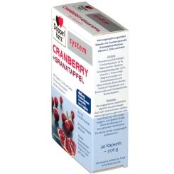 Doppelherz® system CRANBERRY + GRANATAPFEL