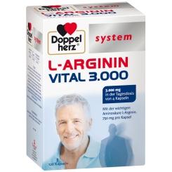 Doppelherz® system L-ARGININ VITAL 3.000
