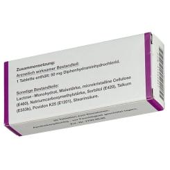 Dorm Tabletten