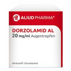 DORZOLAMID AL 20 mg/ml