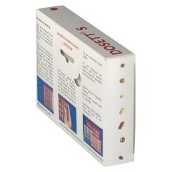 Dosett S Arzneikassette rot