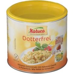 Dotterfrei Hühnerdotter-Ersatz mit Hühnereiweiß