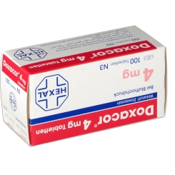 Doxacor 4 mg Tabletten