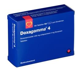 Doxagamma 4 mg Tabl.