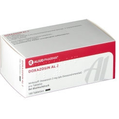 Doxazosin Al 2 Tabletten