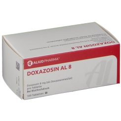 Doxazosin AL 8 Tabletten