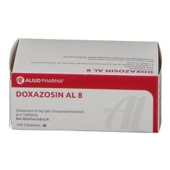 Doxazosin AL 8 Tabletten