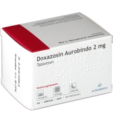 DOXAZOSIN Aurobindo 2 mg Tabletten