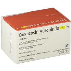DOXAZOSIN Aurobindo 4 mg Tabletten