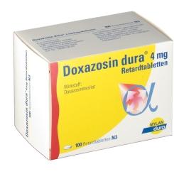 Doxazosin Dura 4 mg Retardtabletten