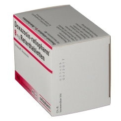 DOXAZOSIN ratiopharm 8 mg Retardtabletten