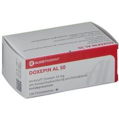 Doxepin Al 50 Filmtabletten