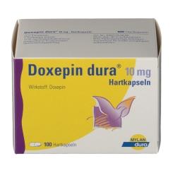 Doxepin dura 10 mg Kapseln