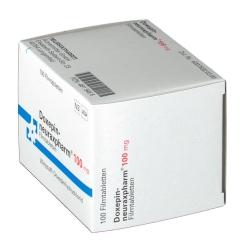Doxepin neuraxpharm 100 Filmtabl.