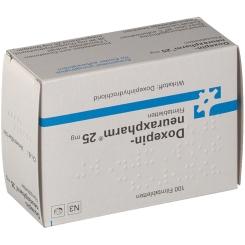 Doxepin neuraxpharm 25 Filmtabl.