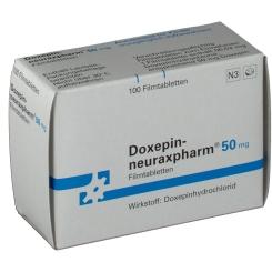 Doxepin neuraxpharm 50 Filmtabl.