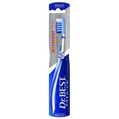 Dr.BEST® Interdent® Aktiv weich Zahnbürste