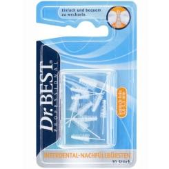 Dr. BEST® Interdental Nachfüllbürsten konisch fein 3,0-5,5 mm