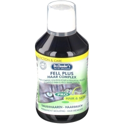 Dr. Clauder's® Best Choice Cat Fell Plus Haar Komplex