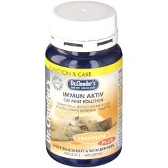 Dr. Clauder's® Best Choice Cat Immun Aktiv Mint Röllchen