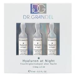 Dr. Grandel Hyaluron at Night