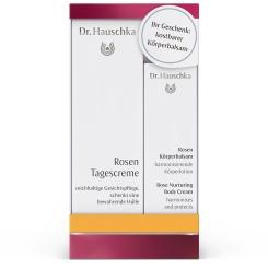 Dr. Hauschka® Rosen Tagescreme + Rosen Körperbalsam