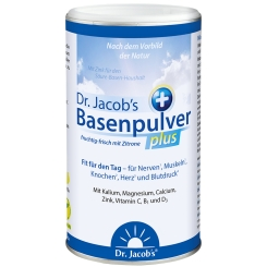 Dr. Jacob's® Basenpulver plus