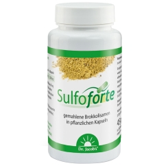 Dr. Jacob´s® Sulfoforte BIO Brokkolisamen
