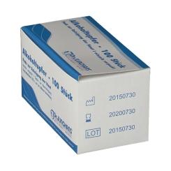 Dr. Junghans® Alkoholtupfer 3 x 6cm steril