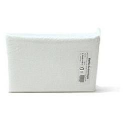 Dr. Junghans® Bettschutzeinlage 100x150cm Folie Frottee