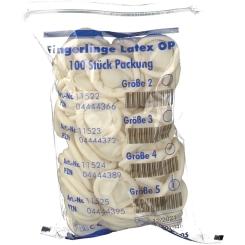 Dr. Junghans® Fingerling Op Latex Gr. 5