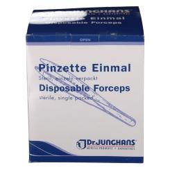 Dr. Junghans® Pinzette einweg