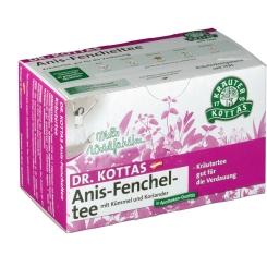 Dr. Kottas Anis-Fenchel Tee Filterbeutel